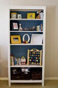 Painted Bookshelves Ideas 1000 Ideas About Paint Bookshelf On Painted