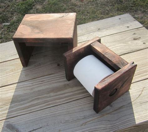 toilet paper holder wood toilet paper holder plans woodworking projects plans