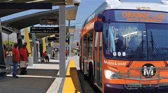 Electric Vehicle Charging Stations Los Angeles County Electrification Of Orange Line Begins The Source