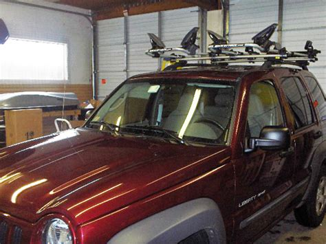 jeep cherokee kayak rack 2012 jeep liberty roof rack cosmecol