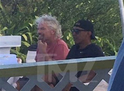obama british virgin islands the obamas spotted vacationing in the caribbean with