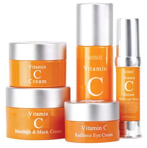 Lansley Vitamin C Buffet 1 part i lansley vitamin c mask review