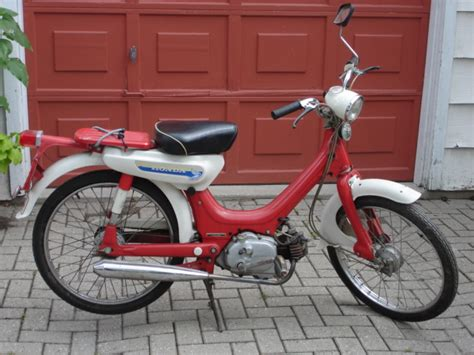 Honda Mopeds For Sale by 1972 Honda Moped Bikes Honda Mopeds And