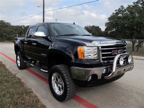 2013 gmc lifted for sale 2013 gmc 1500 sle z71 4 215 4 rocky ridge crew cab for sale