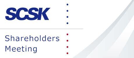 investor relations scsk corporation