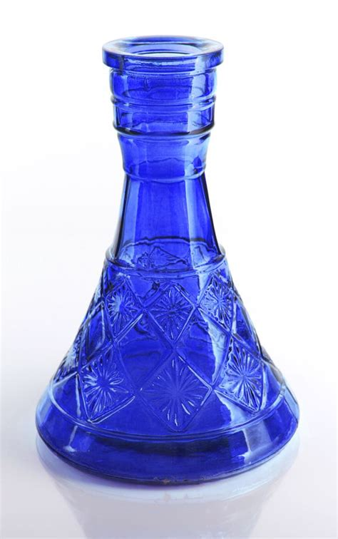Hookah Vases For Sale by New Sale Blue Large Pyramid Vase Hookah Shisha Narguile