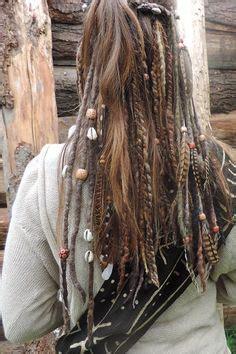 dreadlock extensions on pixie cut half dreads hair pinterest half dreads dreads and