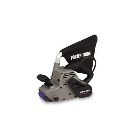 Porter Cable 360 3 In X 24 In Belt Sander With Dust Bag