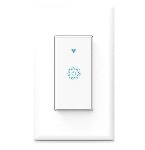 google home light switch smart wifi light switch works with alexa google home ifttt