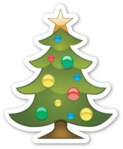 printable christmas emojis christmas tree christmas trees trees and christmas