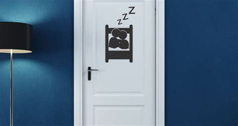 pictogramme chambre stickers muraux pictogramme chambre 4 sticker