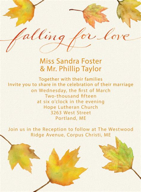 123 Print Wedding Invitations by Falling For Wedding Invitations By 123print