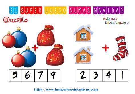 imagenes educativas navidad sumas iconos navidad 4 imagenes educativas