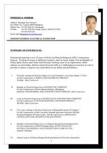 updated resume format 2016 updated structure updated