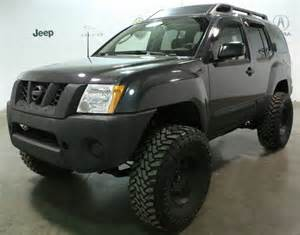 2005 Nissan Xterra Lift Kit My Soon To Be Ordered Setup Maybe Second Generation
