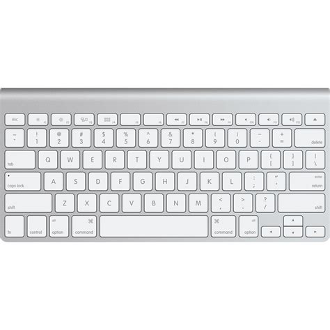 Keyboard Wireless Apple apple wireless keyboard mc184ll b b h photo