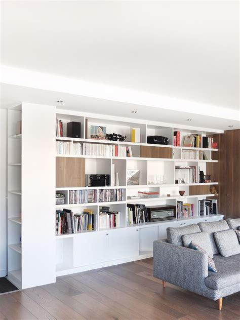 Meuble De Cuisine D Angle 2348 by R 233 Novation Appartement 14 Vue Biblioth 232 Que Salon
