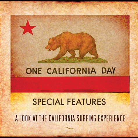 film one california day one california day special features surf movies on
