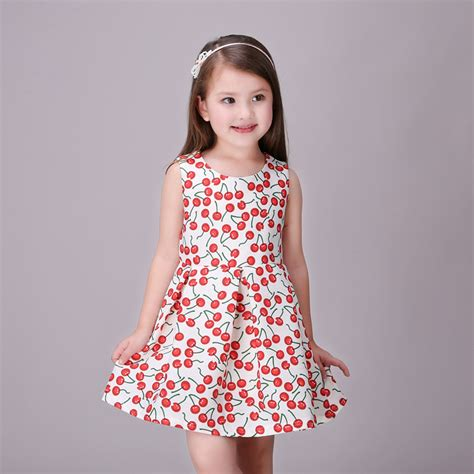 design teenage clothes aliexpress com buy red summer girl dress princess