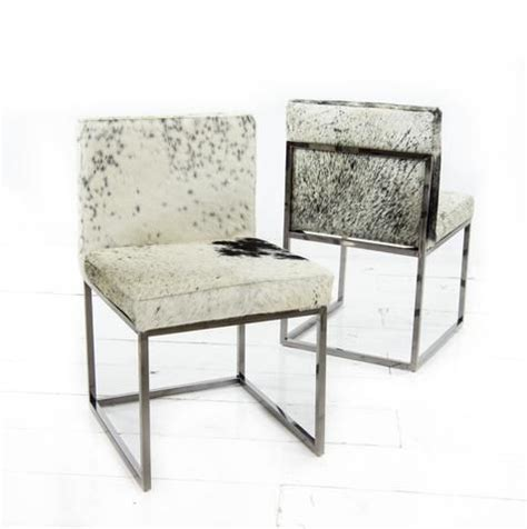 Modern Cowhide Chair - best 25 cowhide chair ideas on cowhide rug