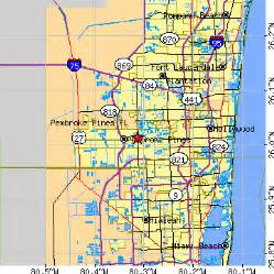 map of pembroke pines florida pembroke pines florida fl population data races