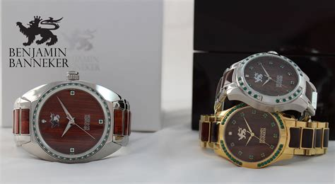 about banneker watches
