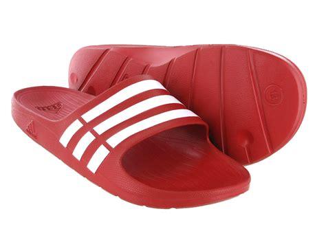 Sandal Adidas Duramo Slide Hitam Flip Flop Sendal Fashion new mens adidas duramo slide flip flops comfy