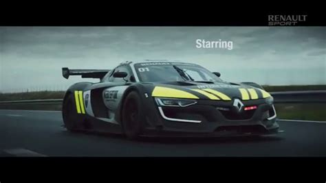 renault supercar le gendarme en rs 01 youtube