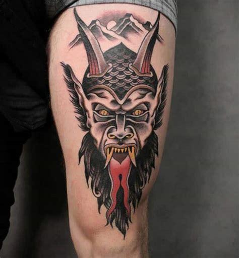 scariest devil tattoos  create terror goluputtarcom