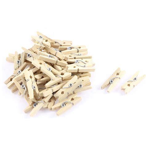 Paper Peg mini wooden clothes photo paper peg clothespin craft