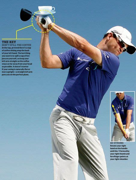 strong golf grip swing straightening a slice starts as soon as you address the