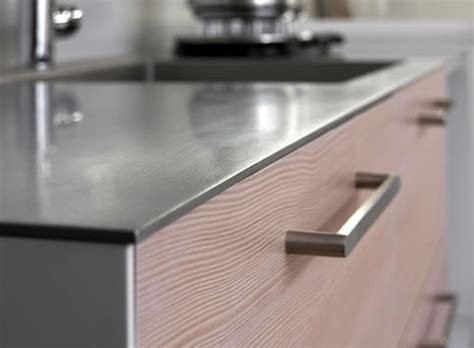 Steel Plate Countertop by Creative Types Chadhaus Creative Types Better Living Through Design