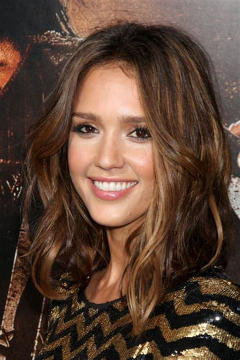 brunette hairstyles medium length 2015 trendy medium length haircuts for 2015