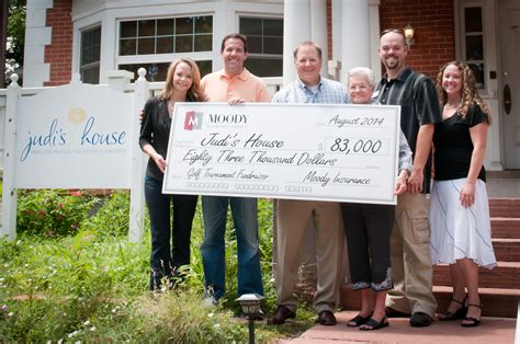 annual house insurance 7th annual charity golf tournament and raffle raises 83 000 for judi s house
