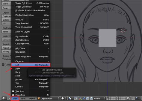 tutorial blender step by step step 9