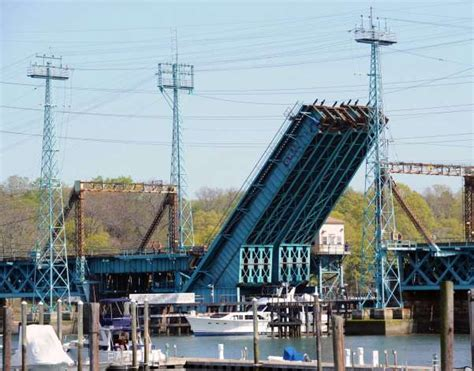 newhaven swing bridge opening times metro north seeks permission to keep cos cob bridge down