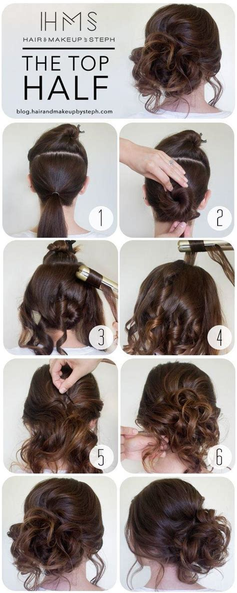 Wedding Hairstyles Diy by 10 Best Diy Wedding Hairstyles With Tutorials Oh Best