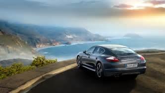 Porsche Panorama S Porsche Panamera Turbo S Wallpapers Hd Wallpapers