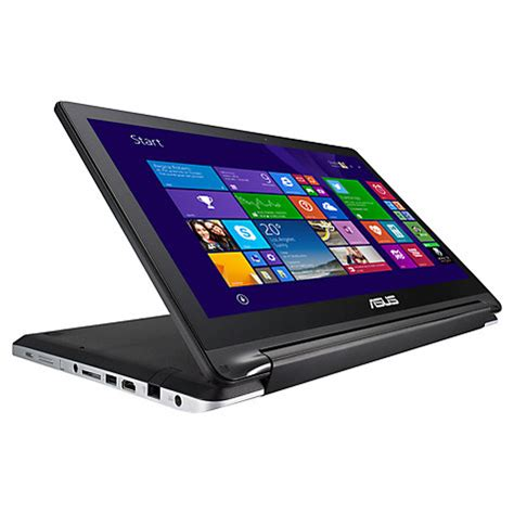 Asus Touch Screen Laptop I5 Price uk cheap asus transformer book flip tp550la convertible laptop intel i5 8gb ram 750gb