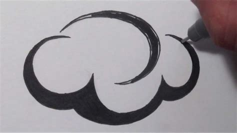 tribal cloud tattoo how to draw clouds tribal design style