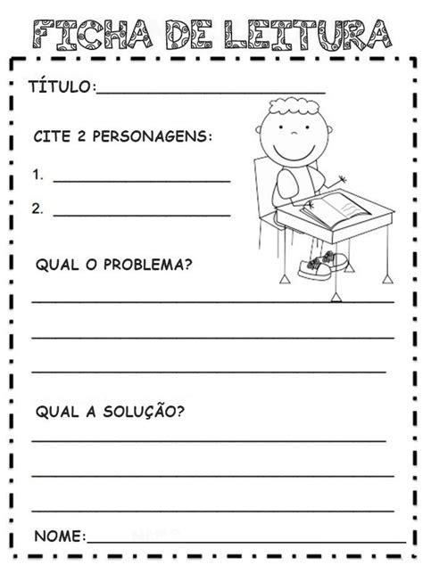 ficha-leitura 3 - Atividades Pedagógicas