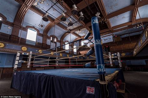 boxing ring featured   rocky films  lies abandoned