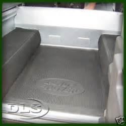 Land Rover Defender Floor Mats Australia Land Rover Defender 90 Rear Loadspace Mat Oe Ebay