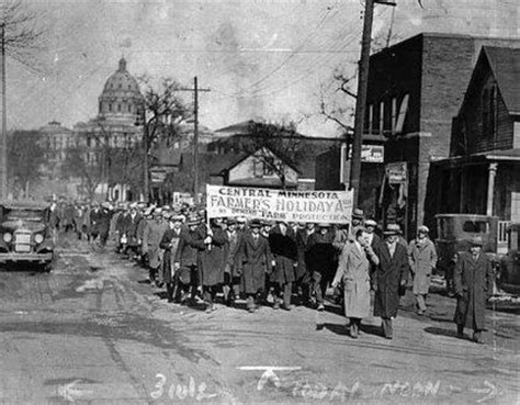 the great depression housing foreclosures immigrants and wealth disparity stoke minnesota protests