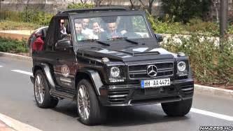 G500 Mercedes 700hp Mansory Mercedes G500 V8 Sound Loudest G Class I