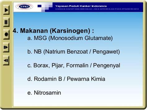 Pengawet Makanannatrium Benzoat 15gr cancer cerviks