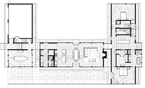 single home floor plans the single floor house plan modern marvels