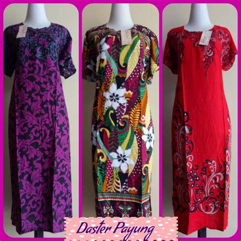 Baru Piyama Baju Tidur Dewasa Dress D Termurah pusat grosir daster payung terbaru murah rp 24 500