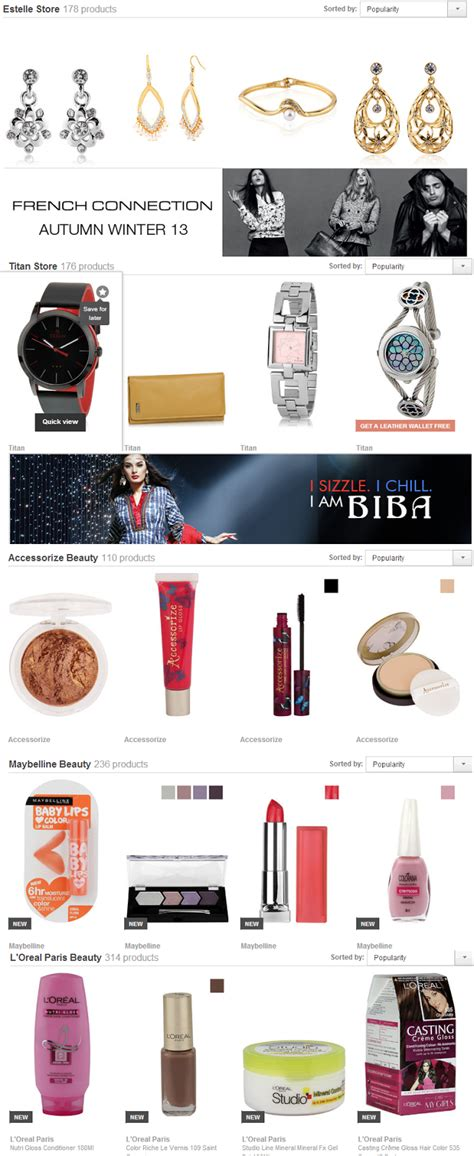 Shop Your Top Favourite Women's Brands at Jabong.com   Indian Beauty Zone