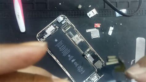 mengatasi touchscreen iphone     error